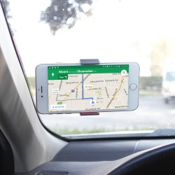 PHT850BKC - SMARTPHONE HOLDER FOR DASHBOARD OR WINSHIELD