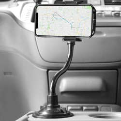 SMARTPHONE CUP HOLDER MOUNT