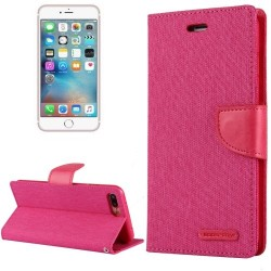 CANVAS DIARY FOR IPHONE 11 (PINK/PINK)