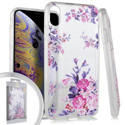 Flower Spot Diamond for iPhone X/XS