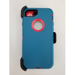 O++ER Case with Holster for iPhone 7+/8+