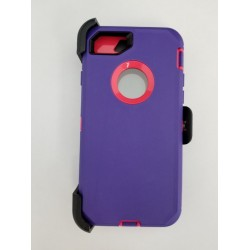 O++ER Case with Holster for iPhone 7/8