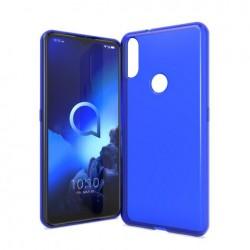 TPU case, Blue For Alcatel 3V