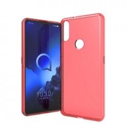 TPU case, Red For Alcatel 3V