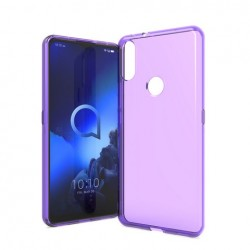 TPU case, Purple For Alcatel 3V