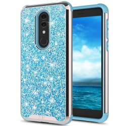 ZV Dual Layered Full Diamond Case for Alcatel ONYX
