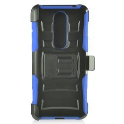 Armor Holster for Alcatel ONYX_BLUE