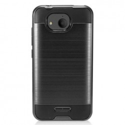 Texture Brushed Metal for ALCATEL TETRA