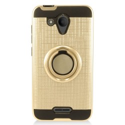 Brush Metal with Rings for ALCATEL TETRA