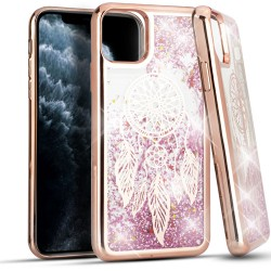 CHROMGlitterMotionDreamCatcher R. GOLD For Iphone 11 Pro Max