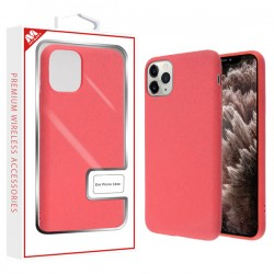 Coral Pink Eco Phone Case (with Package) For Iphone 11 Pro Max