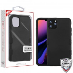 Black Liquid Silicone Protector Cover (with Package) For Iphone 11 Pro Max