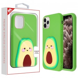 Avocado Pastel Skin Cover (with Package) For IPhone 11 Pro Max