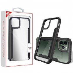 Black Metal Protector Cover (with Package) For Iphone 11 Pro Max