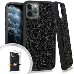CHROME ONYX Pearl Black For Iphone 11 Pro Max
