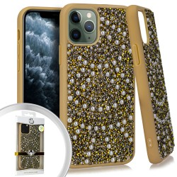 CHROME ONYX Pearl Gold For Iphone 11 Pro Max