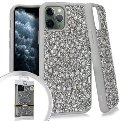 CHROME ONYX Pearl Silver For Iphone 11 Pro Max