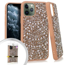 CHROME ONYX Pearl Rose Gold For Iphone 11 Pro