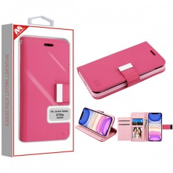 Hot Pink/Pink MyJacket Wallet Xtra Series (GE033) -WP For Iphone 11