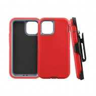 O++ER CASE FOR IPHONE 11 PRO MAX (RED) #15