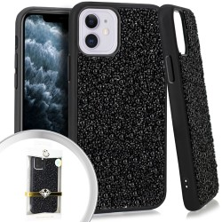 CHROME ONYX Pearl Black For Iphone 11