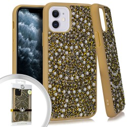 CHROME ONYX Pearl Gold For Iphone 11