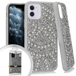CHROME ONYX Pearl Silver For Iphone 11