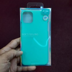 SOFT FEELING FOR IPHONE 11 PRO MAX (MINT)