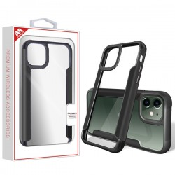 Black Metal Protector Cover (with Package) For Iphone 11
