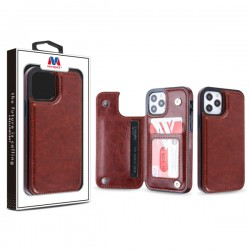 Airium Stow Wallet Case for Apple iPhone 12 Pro Max (6.7)