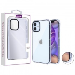 Asmyna Corner Guard Candy Skin Cover for Apple iPhone 12 mini (5.4) - Transparent Clear