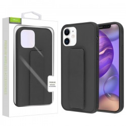Airium Hybrid Case (with Foldable Stand) for APPLE iPhone 12 (5.4) - Black