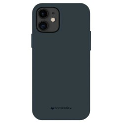 Soft Feeling case iPhone 13 Mini - Navy