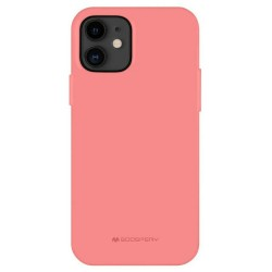 Soft Feeling case iPhone 13 Mini - Pink