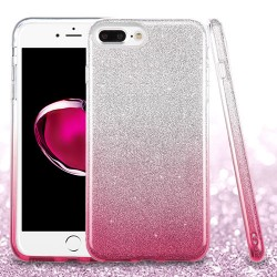 ASMYNA Gradient Glitter Hybrid Protector Cover (with Package)