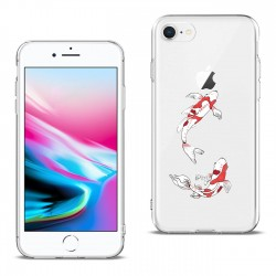 Design Air Cushion Case With Fish Design for iPhone 7/8/SE2