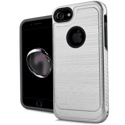 Brushed Metallic W/Edge for iPhone 7/8