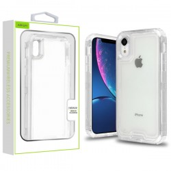 Airium Hybrid Protector Cover for Apple iPhone XR - Transparent Clear / Transparent Clear