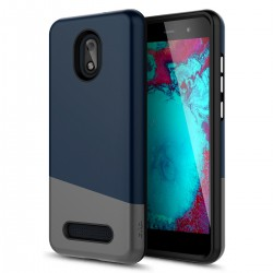 ziZo Dual Layered and Shockproof Protection Division Case for FOXXD miro