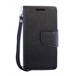 Two-Tone Wallet for LG Aristo 2