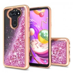 Quick Sand for LG Aristo 5 - Rose Gold