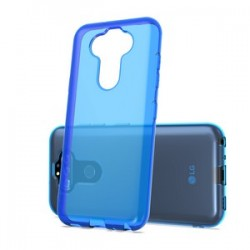 TPU CASE FOR LG ARISTO 5 BLUE