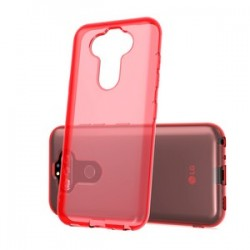 TPU CASE FOR LG ARISTO 5 RED