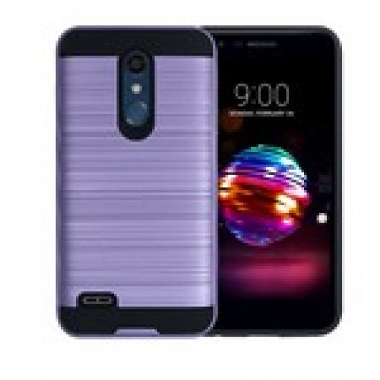 Texture Brushed Metal for LG K30