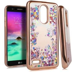Chrome Glitter Motion Case for LG K30/K10 2018 #05RG