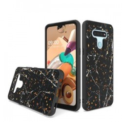 Chrome Glitter Glitter Case Design #5 for LG STYLO 6