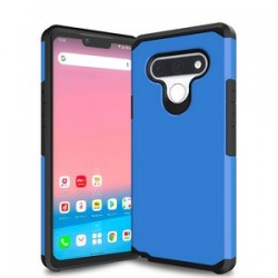 Hybrid Slim Armor for LG STYLO 6 - Blue