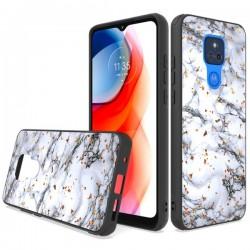 Chrome Glitter Glitter Case for Motorola G Play 2021 - Design #4