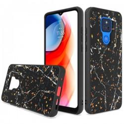Chrome Glitter Glitter Case for Motorola G Play 2021 - Design #5