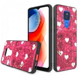 Chrome Glitter Glitter Case for Motorola G Play 2021 - Design #6